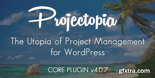 CodeCanyon - Projectopia v4.0.7 - WP Project Management (formerly CQPIM) - 11788321