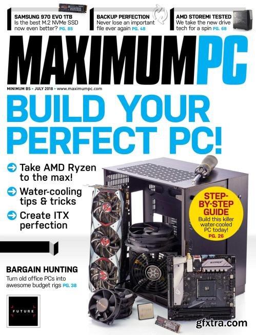 Maximum PC - July 2018