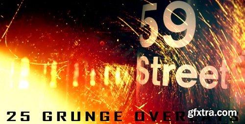 25 Grunge Overlays 4852429