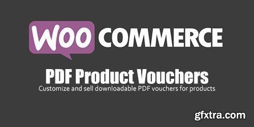 WooCommerce - PDF Product Vouchers v3.4.3