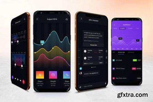 Android & iOS Mockup V3