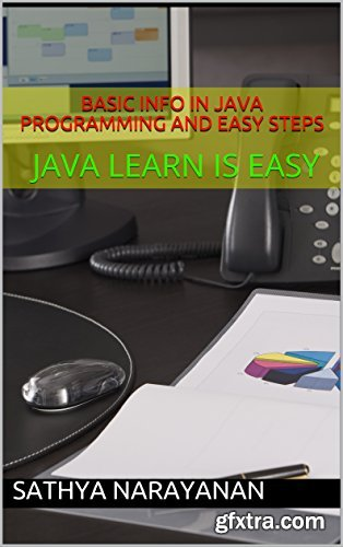 Basic Info in Java Programming and Easy Steps: Java Learn is Easy (Tech Book 2)