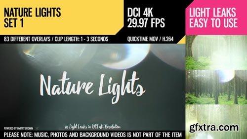 Videohive - Nature Lights (4K Set 1) - 21651767