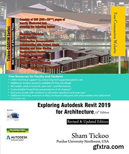 Exploring Autodesk Revit 2019 for Architecture