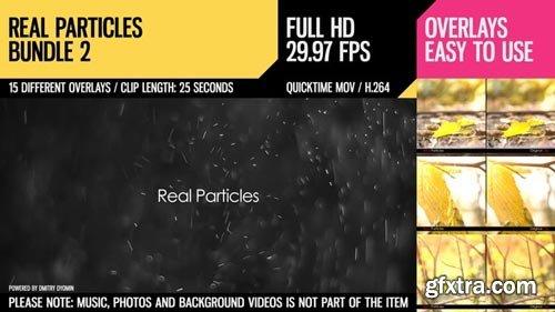 Videohive - Real Particles Bundle 2 (Heavy Particles) - 3285458
