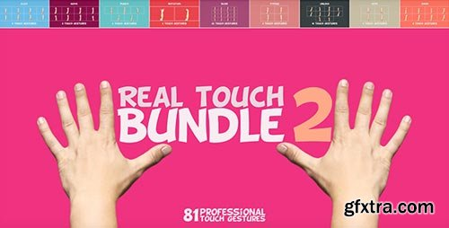 Videohive - Real Touch Bundle 2 - 8605788