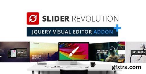 CodeCanyon - Slider Revolution jQuery Visual Editor Addon v5.4.7 - 13934907
