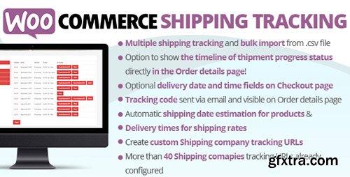CodeCanyon - WooCommerce Shipping Tracking v17.2 - 11363158