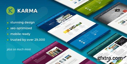 ThemeForest - Karma v4.9.6 - Responsive WordPress Theme - 168737