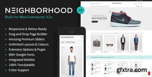 ThemeForest - Neighborhood v3.4.81 - Responsive Multi-Purpose Shop Theme - 5086341