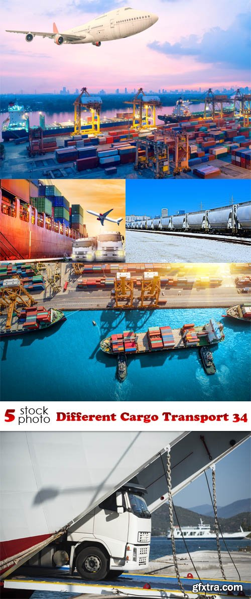 Photos - Different Cargo Transport 34