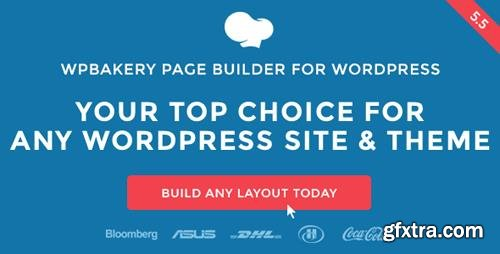 WPBakery / Visual Composer - CodeCanyon - WPBakery Page Builder for WordPress v5.5.2 (formerly Visual Composer) - 242431 - NULLED