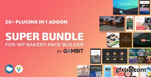 CodeCanyon - Super Bundle for WPBakery Page Builder v1.3 (formerly Visual Composer) - 20374176