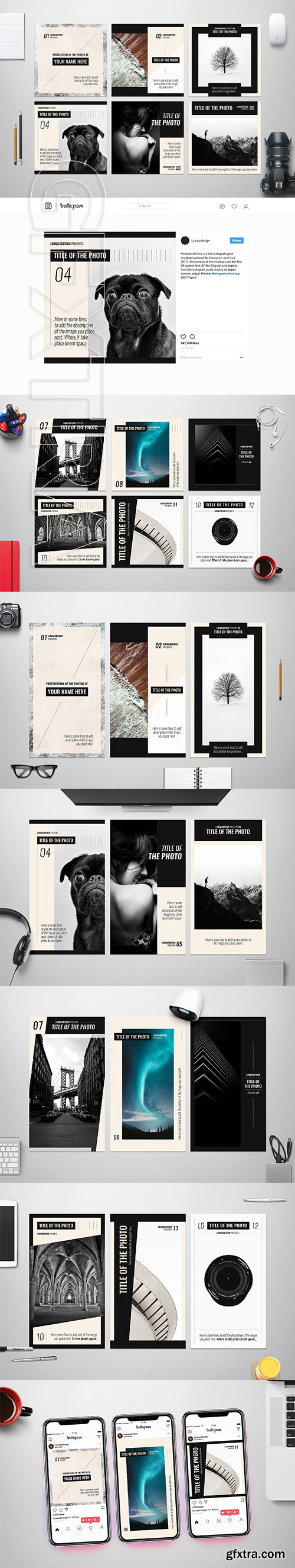 Photography Social media Pack