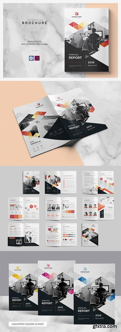 The Annual Report 16 Pages