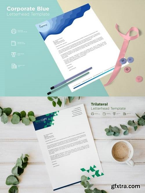 Letterhead Bundle 2