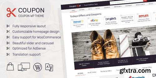 MyThemeShop - Coupon v2.0.6 - Best WordPress Coupon Theme You Always Wanted To Earn More