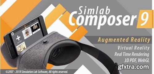 SimLab Composer 9.0.6 (x64) Multilingual Portable