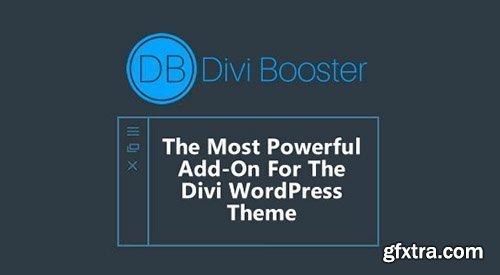 Divi Booster v2.7.3 - WordPress Plugin For Divi Theme