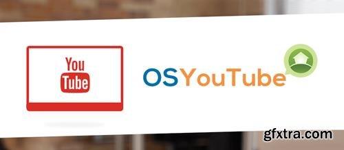 OSYouTube Pro v3.3.8 - YouTube Videos For Joomla