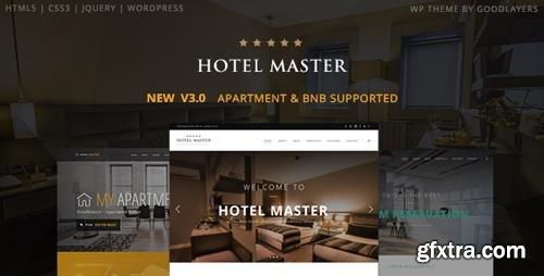 ThemeForest - Hotel WordPress Theme | Hotel Master v3.03 - 11032879