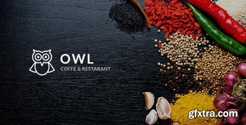 ThemeForest - OWL v1.0 - Cafe & Restaurant Drupal 8.5 Template - 21495728