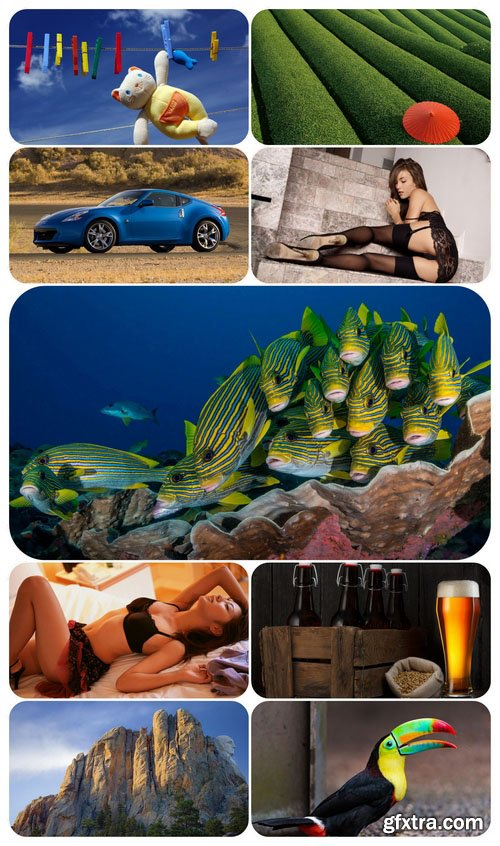 Beautiful Mixed Wallpapers Pack 714