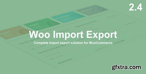 CodeCanyon - Woo Import Export v2.4.4 - 13694764
