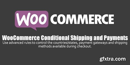 WooCommerce - Conditional Shipping and Payments v1.3.5