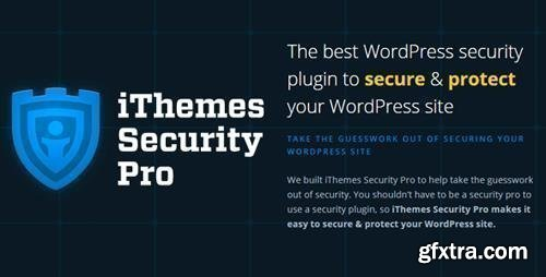 iThemes - Security Pro v5.3.4 - WordPress Security Plugin