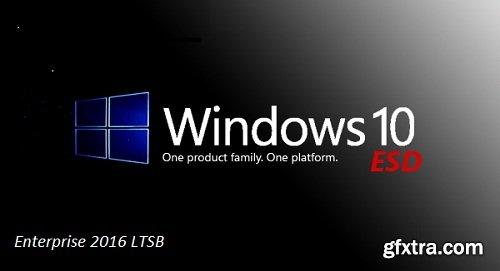 Windows 10 Enterprise X64 2016 LTSB en-US June 2018