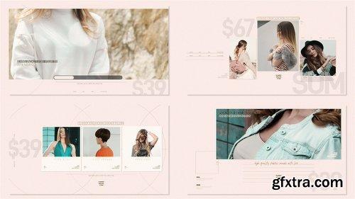 Videohive Fashion Shop 22082677