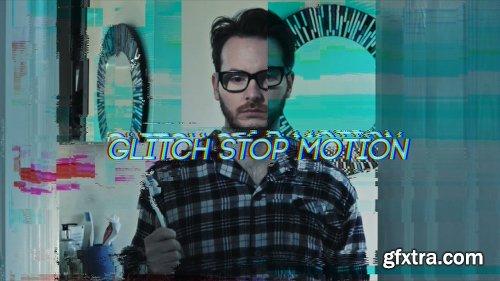 Videohive Glitch Stop Motion 21177651