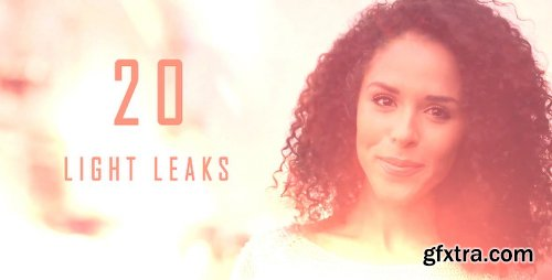 Videohive Light Leaks 4974239
