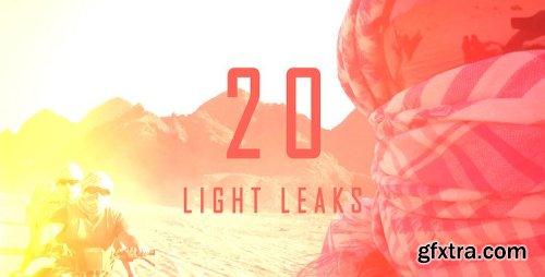 Videohive Light Leaks 3 5117811