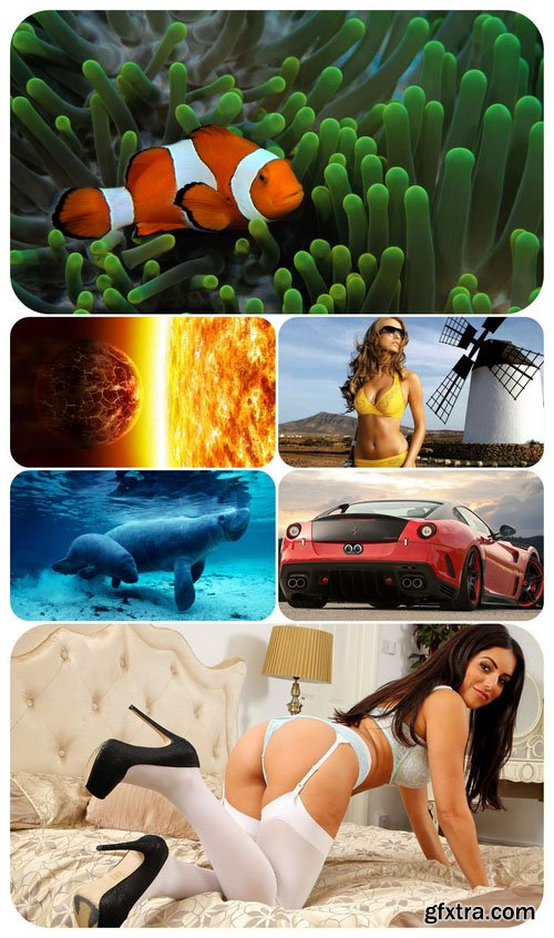 Beautiful Mixed Wallpapers Pack 715