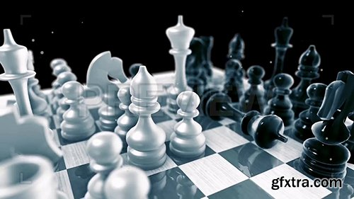 Rotating Chess Board Background 87992
