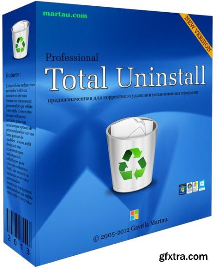 Total Uninstall Professional 6.24.0.520 (x86) Multilingual