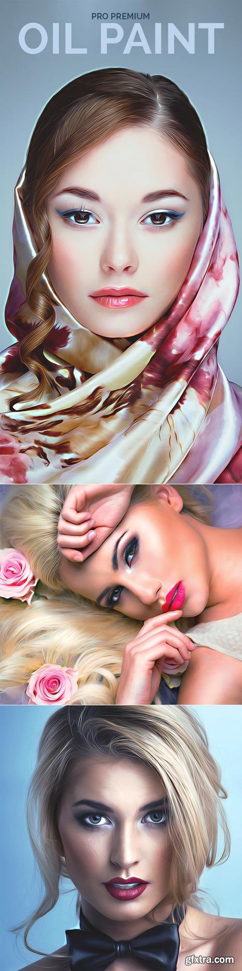 GraphicRiver - Pro Premium Oil Paint - 22065775