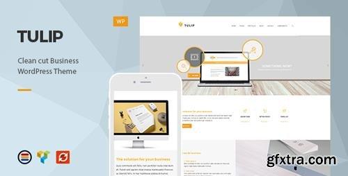 ThemeForest - Tulip v1.0.2 - Responsive Business WordPress Theme - 14991479