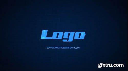 Tech Digital Logo - After Effects 91012