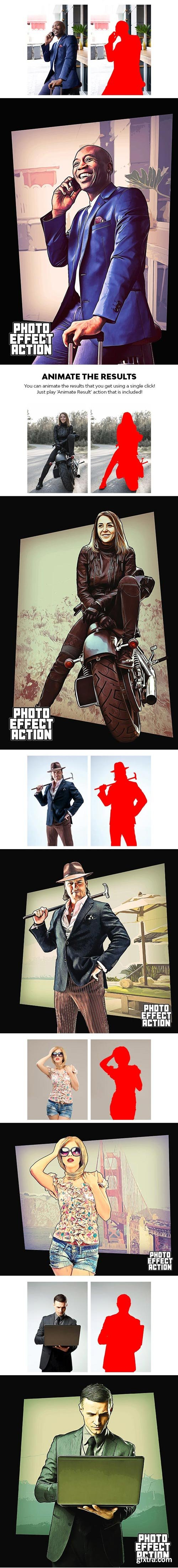 GraphicRiver - Grandiose 3 Animated Photoshop Action - 21685705