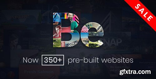 ThemeForest - BeTheme v5.2 - HTML Responsive Multi-Purpose Template - 13925633