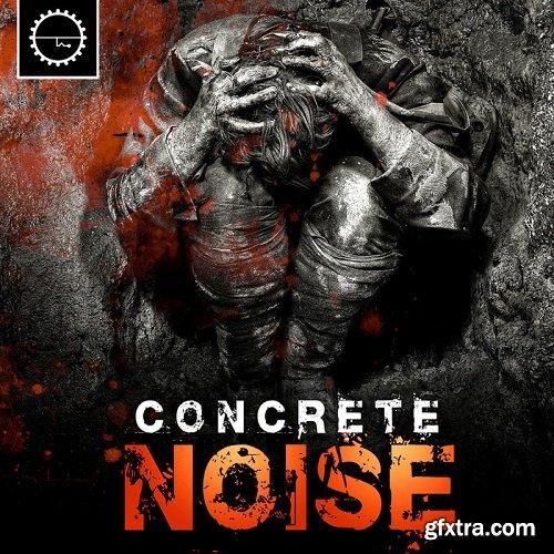 Industrial Strength Concrete Noise WAV-AWZ