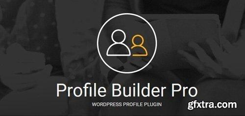 Profile Builder Pro v2.8.6 - WordPress Profile Plugin