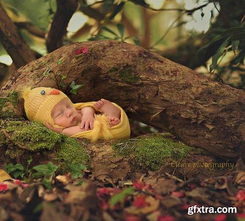 Themilkyway - 2017 Newborn Retreat - ??Cleare Photography