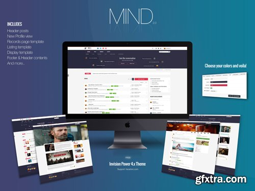 Mind 2.0.4 - IPS Theme