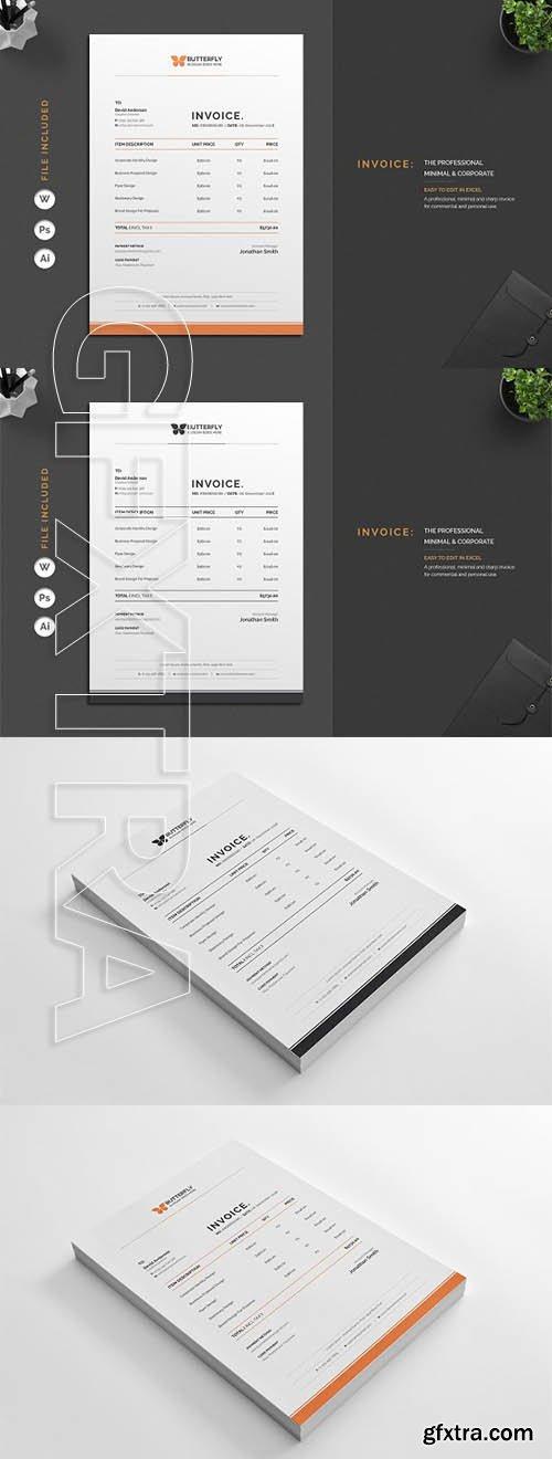 CreativeMarket - Invoice 2636577