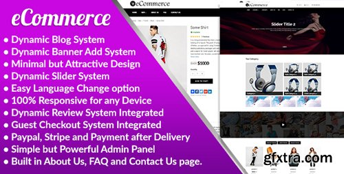 CodeCanyon - eCommerce - Responsive Ecommerce Business Management System (Update: 9 July 17) - 19948969