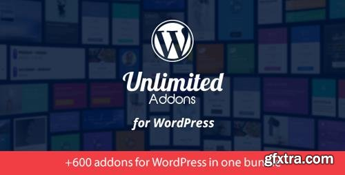 CodeCanyon - Unlimited Addons for WordPress (Update: 6 August 17) - 20098618